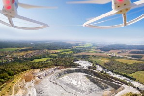 The Future of Commercial Drone Use in Mining and Aggregates
