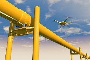Commercial Drones Use in the Oil and Gas Sectors